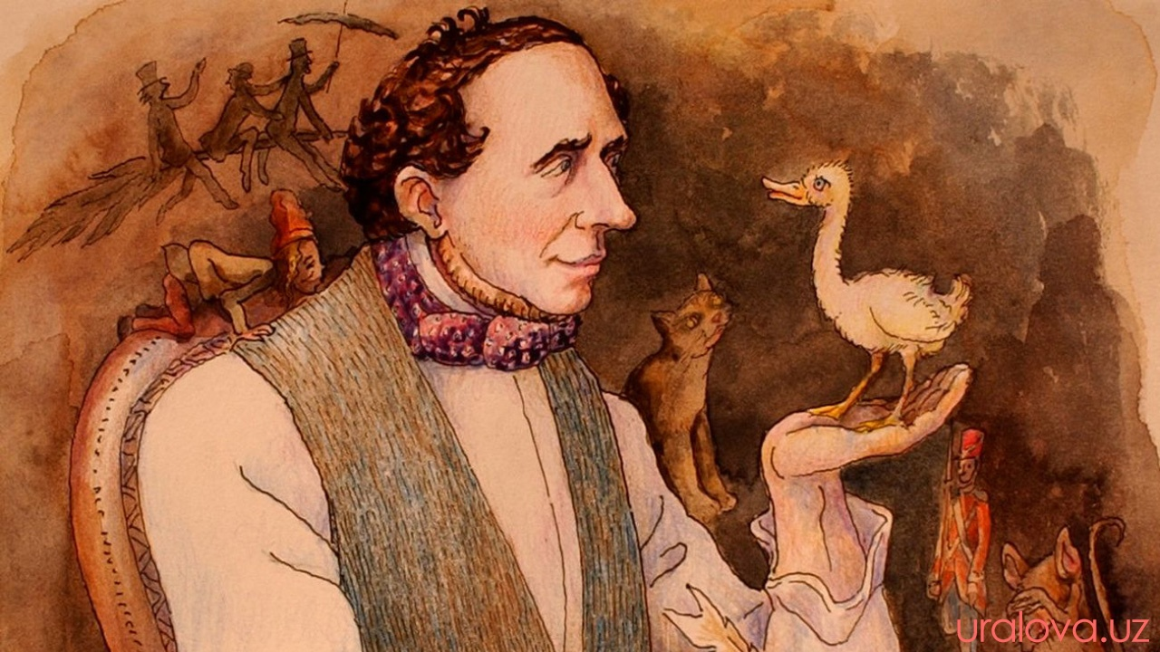 an analysis of han christian andersen on the story of his life and work Hans christian andersen/the nightingale a 3 page research paper/essay that, first of all, briefly discusses the life of hans christian andersen and then relates andersen's story the nightingale to his life.